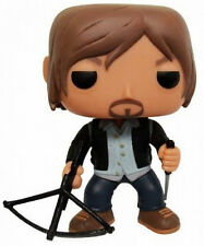 "FUNKO POP! Television_The Walking Dead_Biker DARYL 3.75 "" Vinyl figure_Exclusive"