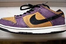 NIKE DUNK LOW PRO GOOFY BOY LOW SB QS Size 10.5 304292-751 Skate Beaters Vintage