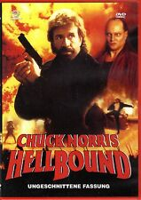 Hellbound , 100% uncut , new & sealed , Chuck Norris , Calvin Levels