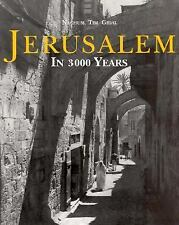 Jerusalem in 3000 Years, , Gidal, Tim, Gidal, Nachum Tim, Very Good, 1996-09-01,