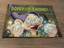 Disneys Dopey Loses the Diamonds Book.