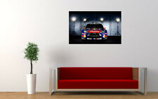 CITROEN RED BULL RACING NEW GIANT LARGE ART PRINT POSTER PICTURE WALL