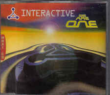 Interactive-We Are One cd maxi single