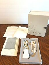 Kindle 1st generation D00111 Electronic Reader with Original Box and Accessories