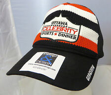 Gongshow Hockey Ottawa celebrity built in lockeroom  baseball cap hat snapback