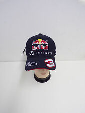 INFINITI RED BULL RACING RICCIARDO No 3 CURVED PEAKED CAP- NEW