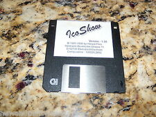 Ico Show (PC, Game MS-Dos 3.5 Inch) Floppy Disk