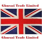 UNION JACK FLAG GREAT BRITAIN BRITISH LARGE 5 X 3FT BRAND NEW WITH F/P