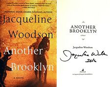 Jacqueline Woodson~SIGNED IN PERSON & DATED~Another Brooklyn~1st/1st + Photos!