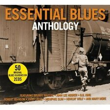 Various Artists - Essential Blues Anthology / Various [New CD] UK - Import