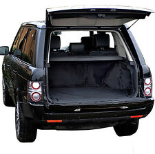 RANGE ROVER CARGO LINER TRUNK MAT DOG GUARD - TAILORED - 2002 to 2012 {025}