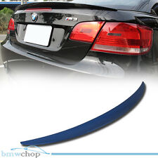Painted BMW E93 Convertible Performance P Type Rear Trunk Boot Spoiler ●