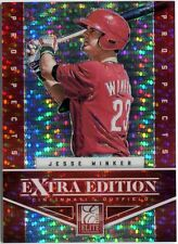 Jesse Winker 2013 Panini Father's Day Elite Extra Prospects PULSAR /50 E367
