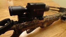 crossbow mount bracket leupold vendetta rangefinder