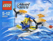LEGO 30225 - CITY - Coast Guard Seaplane - Poly Bag Set - NEW