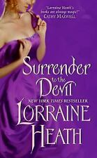 Scoundrels of St. James: Surrender to the Devil 3 by Lorraine Heath (2009,...