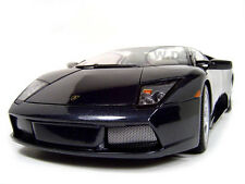 LAMBORGHINI MURCIELAGO ROADSTER BLACK 1:18 DIECAST MODEL CAR BY MAISTO 31636