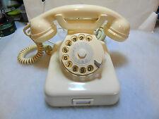 TELEFONO BCA PM W48 AVORIO DELLA DITTA RICHARD BOSSE & CO. ANNO 1959