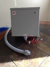 Power Saver 3400 Energy Saver ( 3 Phase ) 400 Amp