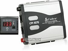 NEW! Cobra CPI 1575 1500W 12V DC to 120V AC Power Inverter with USB Output