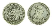 pcc1575_1) NAPOLI. Carlo di Borbone (1734-1759). Mezza piastra 1750