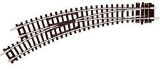 PECO ST-45 Left Hand Curved Point 2nd/3rd Radius Code 80 'N' Gauge Setrack T48Po