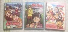 DVD Lot of 3 Love Hina Movies: Love Again, Moving In..., Episodes 1 - 25 (All 3)