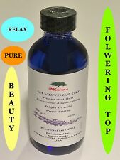 LAVENDER Essential Oil 4 Oz 100% Pure Natural High Grade free shipping Sealed