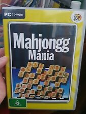 Mahjongg Mania -   PC GAME - FREE POST