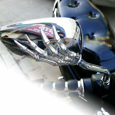 Chrome Motorcycle Side Mirrors Fit Kawasaki VN Vulcan Classic Custom 900 1600