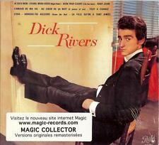 DICK RIVERS - BABY JOHN    CD  1998  MAGIC RECORDS  +  BONUS  DIGIPACk