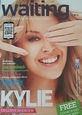 Kylie Minogue Waiting magazine
