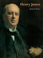 Henry James (Thames & Hudson Literary Lives), Harry T. Moore, New Book