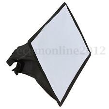 30X20cm Flash Softbox Diffuser Speedlite For Canon 580EX/430EX/550EX/540EZ/420EX