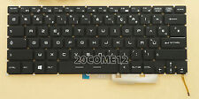 NEW For MSI S1N-2EFR291-O04 HMB3709SMA05 FR OKI keyboard backlit French Clavier