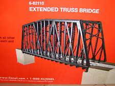 Lionel 6-82110 Fastrack Extended Truss Bridge O 027 New MIB 2016 Train Accessory