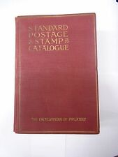 1945 scott standard postage stamp catalogue the encyclopedia of philately