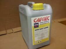 Cartec Super Paint Cleaner   5 litre   Used Car Polish     Hand or Machine