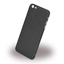 Nevox Hardcover Shell Faceplate Carbon Series Cover Apple iPhone 6s Schwarz