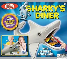 Ideal Sharky`s Diner Game , New, Free Shipping