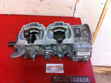 SKIDOO MXZ REV XP REVXP 600 ETEC 600 CRANK AND CRANKCASE CRANK CASE CRANKSHAFT