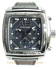 CHOPARD TWO O TEN Tycoon Sport Chronograph Watch 168462 Box/Papers/Warranty NEW