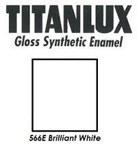Titanlux Enamel Paint 125ml -- Interior / Exterior / Signwriting