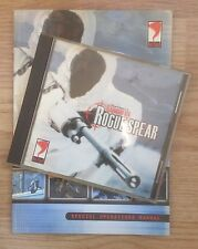 PC GAME: RAINBOW SIX, ROGUE SPEAR, TOM CLANCY'S: CD FOR WINDOWS