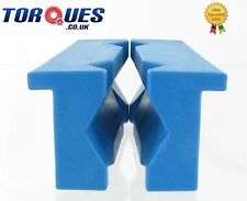Plastic Assembly Magnetic Vice Jaw Inserts AN3 AN4 AN6 AN8 AN10 AN12