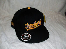 STALL & DEAN DC TRUCKERS FITTED HAT (7 5/8)