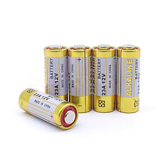 5 x 23A 12V Volt 21/23 23A A23 E23A GP-23A Alkaline Battery Alarm Car Remote