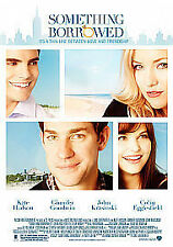 Something Borrowed (DVD, 2011) - Acceptable Condition - Ex Rental