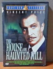House on Haunted Hill   (DVD)  Vincent Price   LIKE NEW
