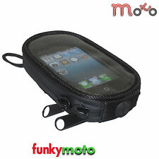 MOTORCYCLE TANK IPHONE 4 MAGNETIC SMART I-PHONE HOLDER CASE WATERPROOF MOTORBIKE